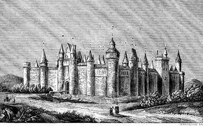 chateau de courtrai lille la ville